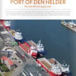Teksten vervaardigen van een internationaal magazine van Ontwikkelingsbedrijf Noord-Holland Noord
